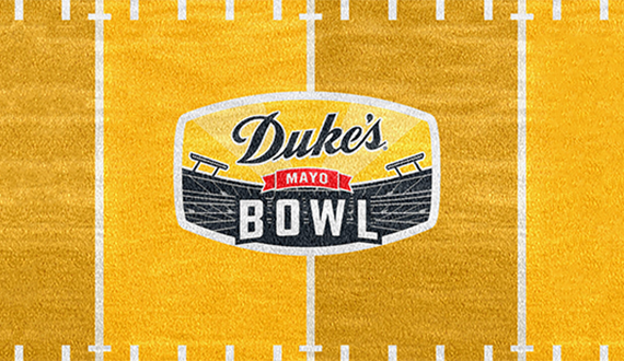 Duke's Mayonnaise Replaces Belk As Title Sponsor Of Charlotte Bowl Game