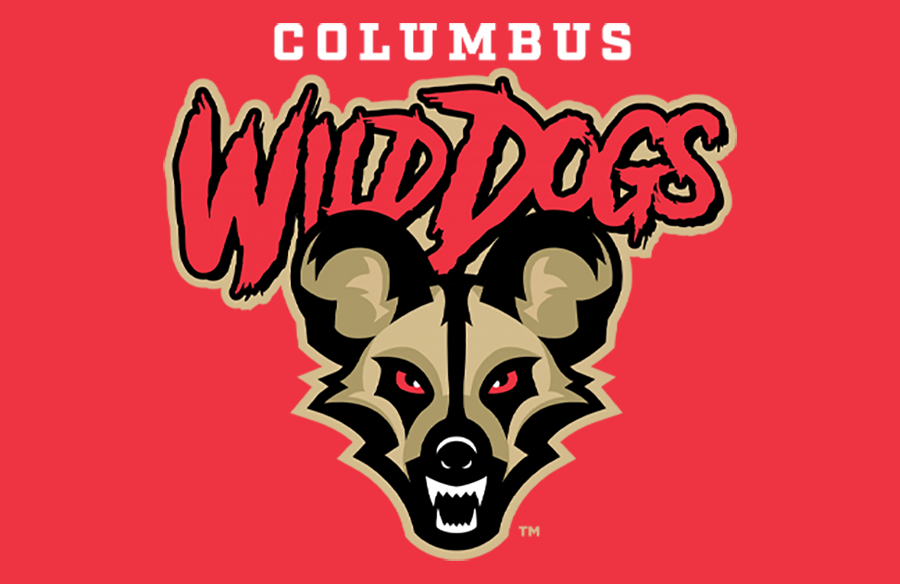 Indoor Football League's Columbus Wild Dogs Reveal Name, Logos And Uniforms