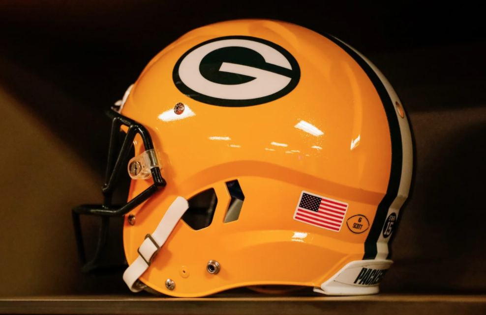 Packers Add Helmet Decal for Willie Davis