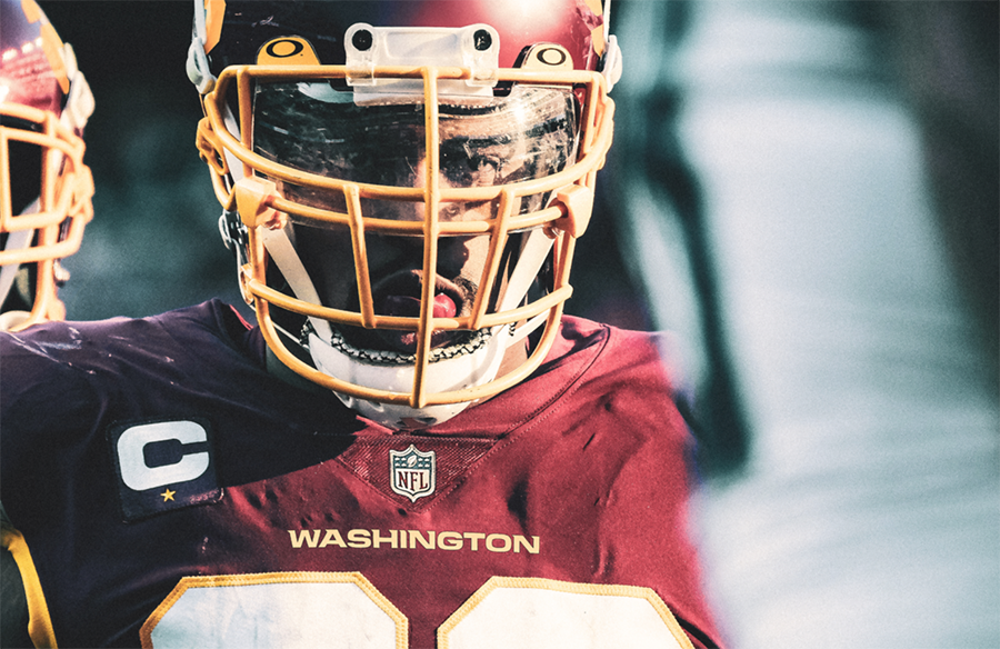 Washington Football Team Rebrand Could Take 18 Months, Coach Says