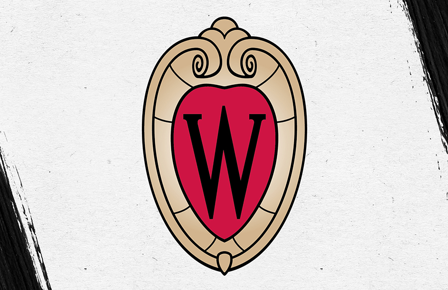"Wisconsin Badgers' Uniforms To Include Black ""W"" On University Crest"