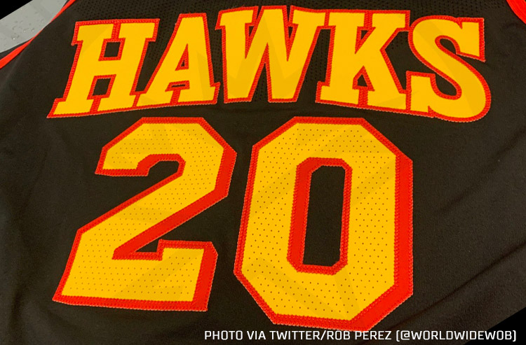 LEAK: New Atlanta Hawks Uniform for 2021