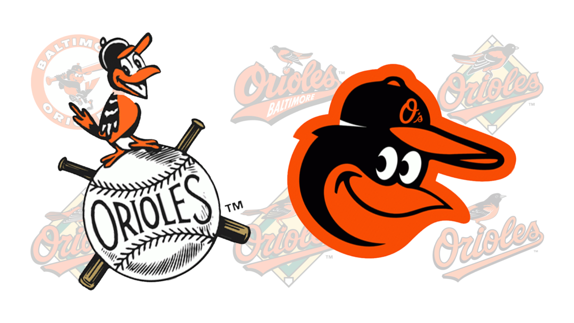 Let's all Choose the Best Baltimore Orioles Logo Ever