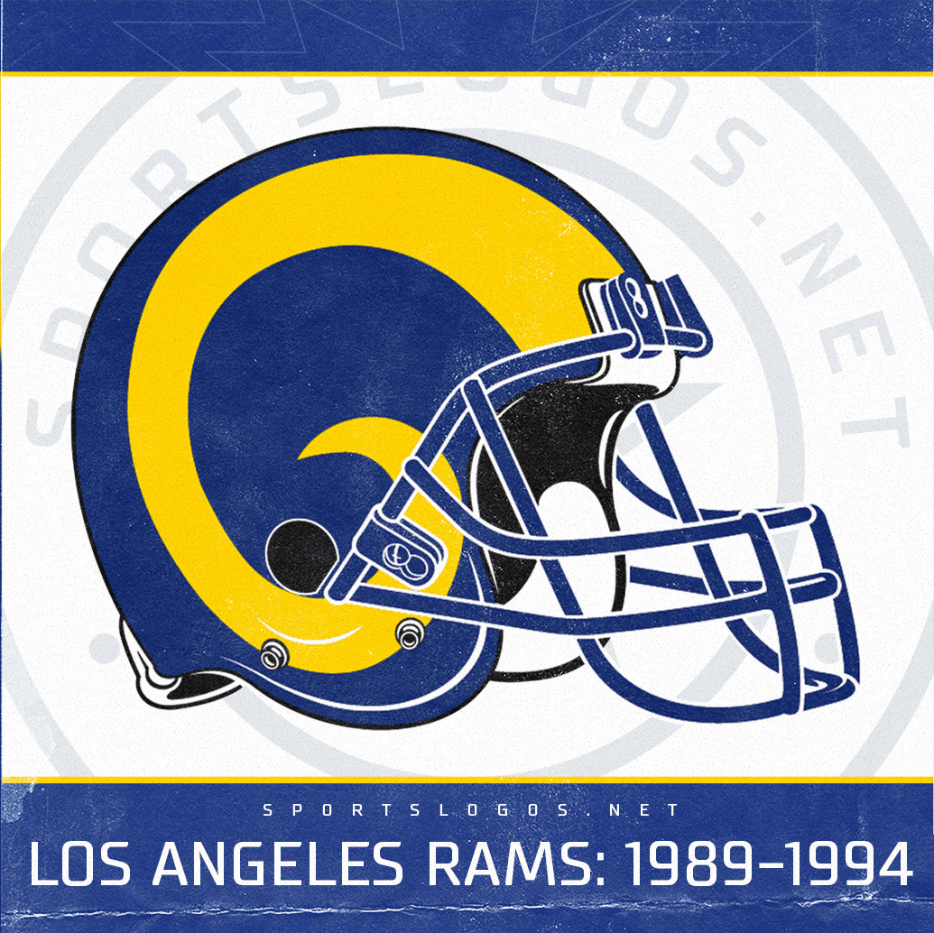 Let S All Choose The Best Los Angeles Rams Logo Ever Sportslogos Net News