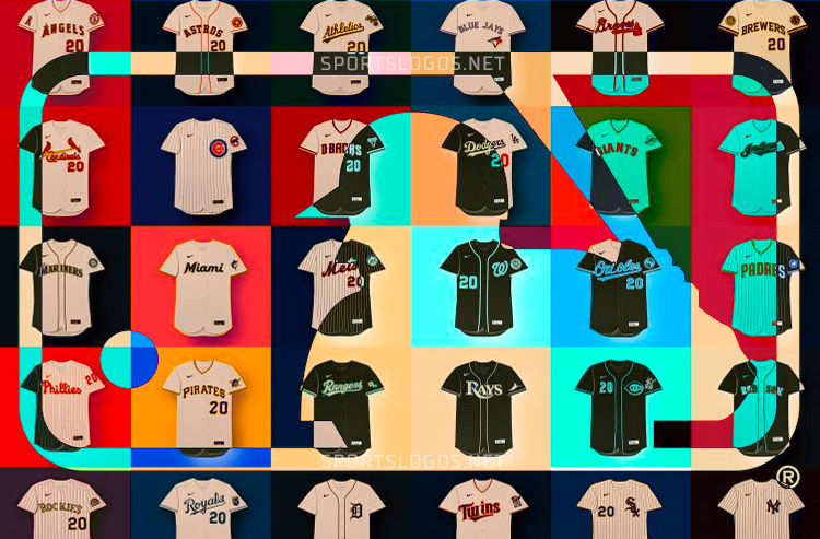 Every New Baseball Logo and Uniform for 2020
