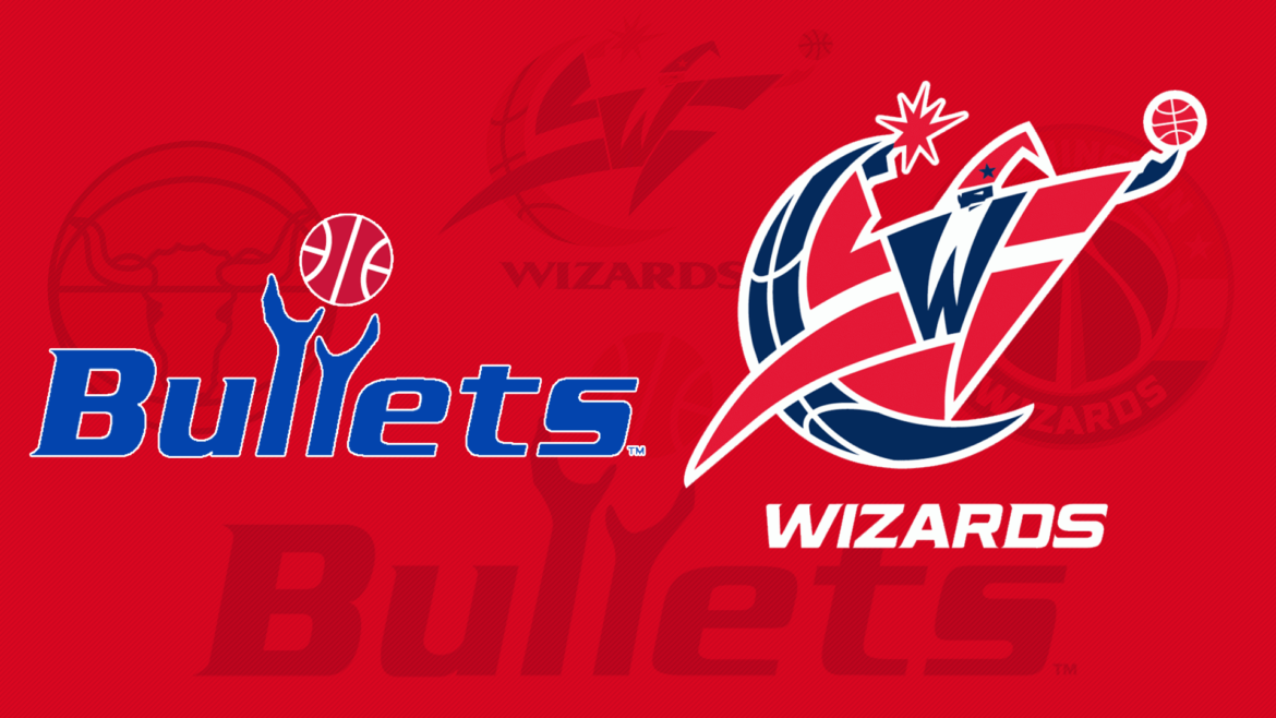 Let's all Choose the Best Washington Wizards Logo Ever