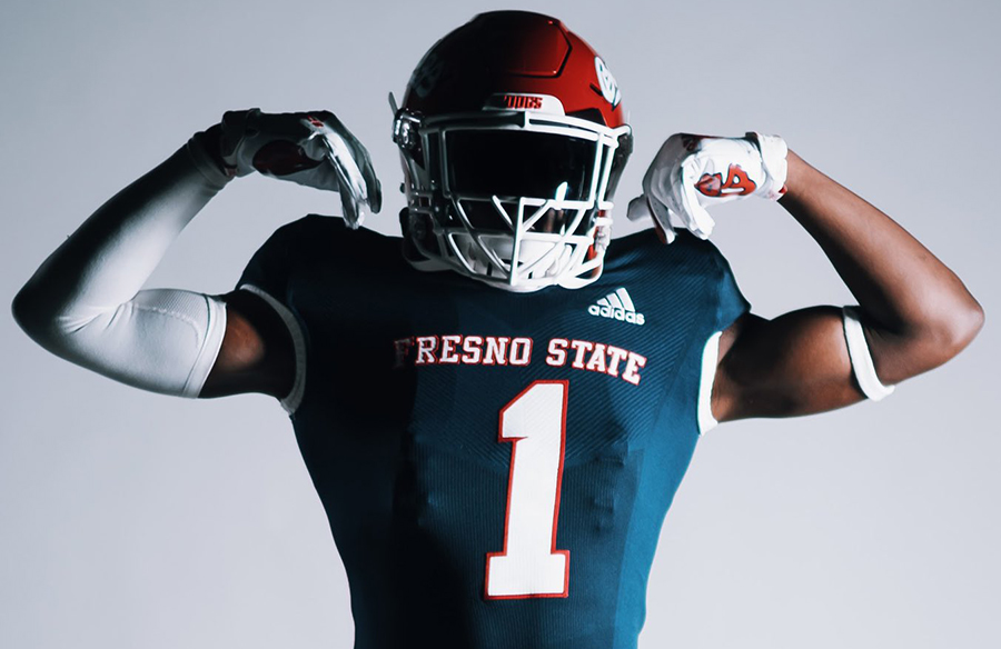 Fresno State Bulldogs Reveal New Adidas Uniforms
