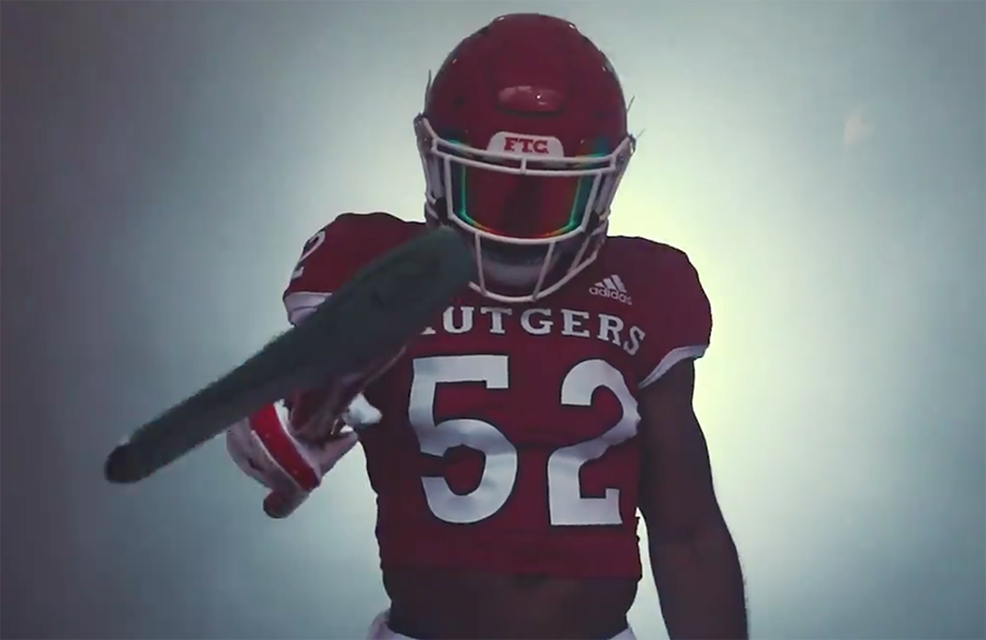 Rutgers Scarlet Knights Unveil New Uniforms