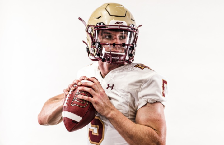 Boston College Eagles To Bring Back 1984 Throwback Road Uniforms