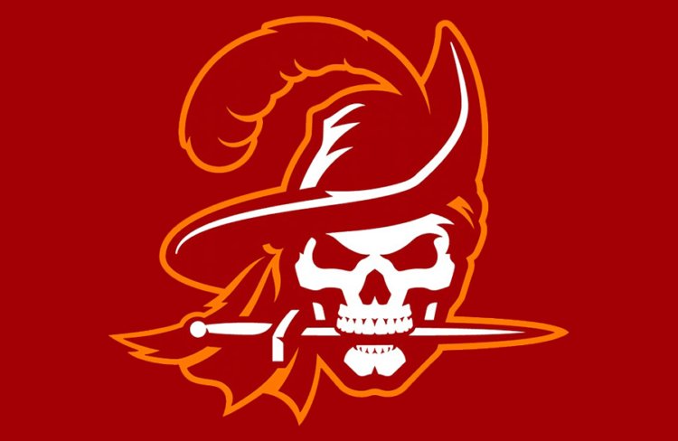 torch creative rebrands the tampa bay buccaneers sportslogos net news torch creative rebrands the tampa bay
