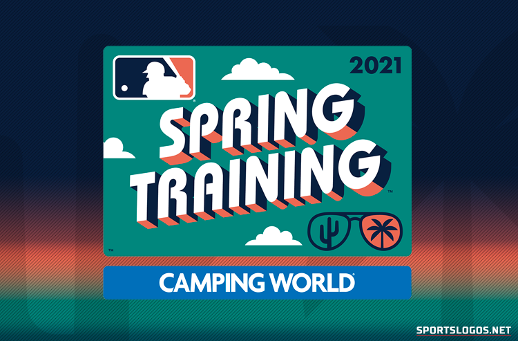 Our First Look at Baseball's 2021 Spring Training Logos