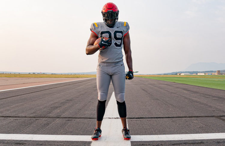 Air Force Falcons To Honor Tuskegee Airmen With Air Power Legacy Series Uniforms Sportslogos Net News