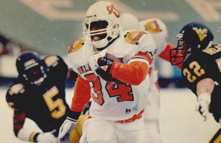 Oklahoma State Cowboys Unveil 1987 Throwback Uniforms Sportslogos Net News