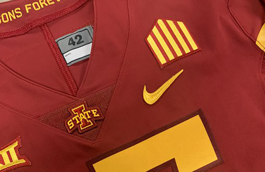 Iowa State Cyclones To Wear Jack Trice Uniform Patch
