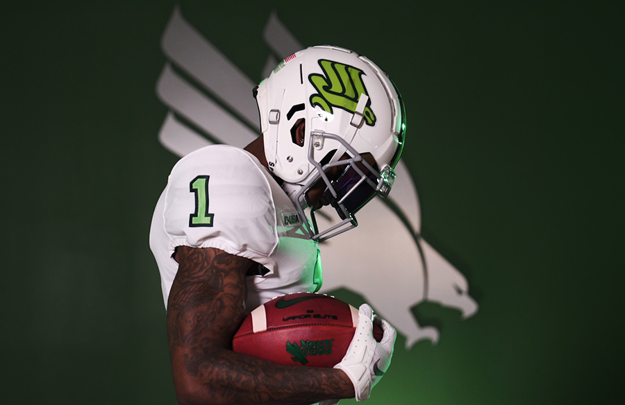 North Texas Mean Green To Wear Hayden Fry-Era Throwback Uniforms
