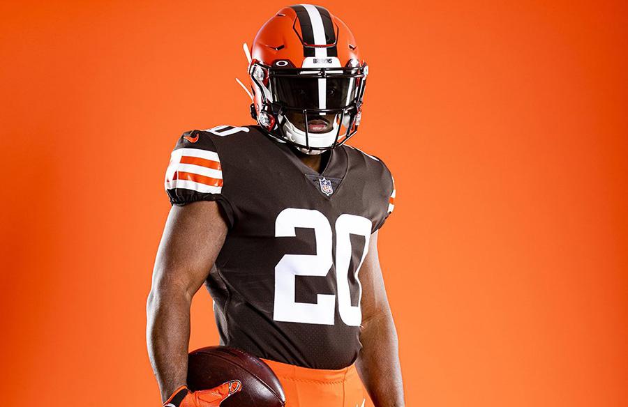 Cleveland Browns To Wear Orange Pants Against Cincinnati Bengals