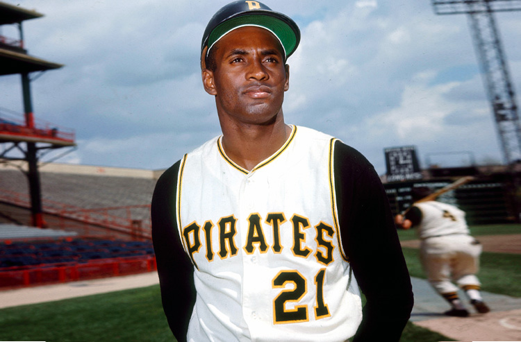 All Pirates Wearing #21, Rest of MLB Wears Patches in Honour of Roberto Clemente