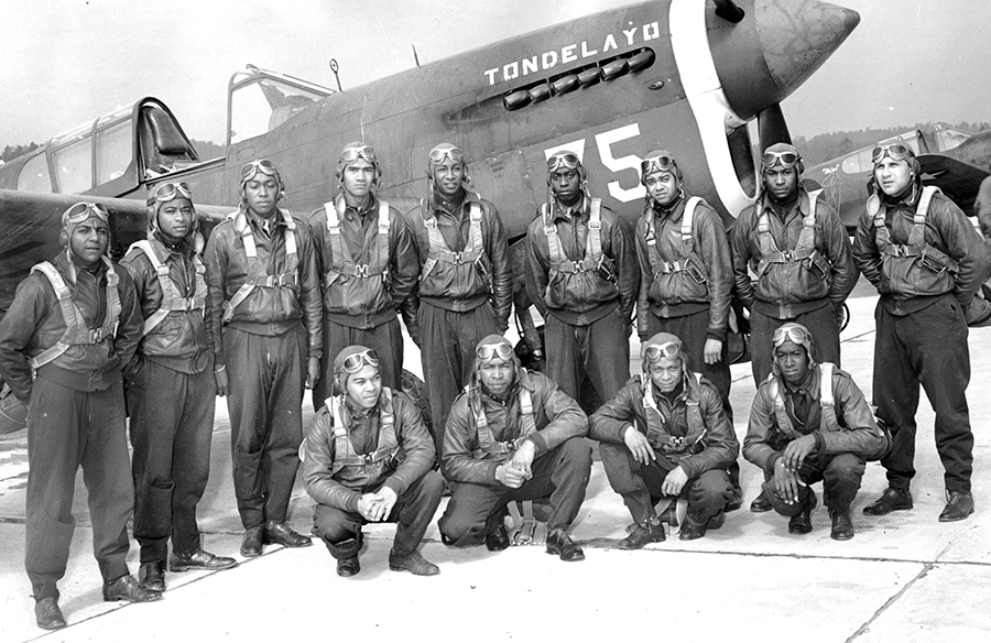 Air Force Falcons To Honor Tuskegee Airmen With Alternate Uniforms