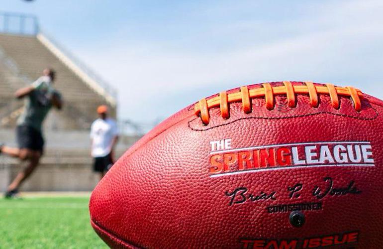 The Spring League Kicks Off 2020 Fall Season With New Teams, Logos