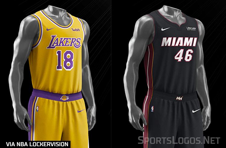 Lakers-Heat: 2020 NBA Finals Uniform Schedule – SportsLogos.Net News