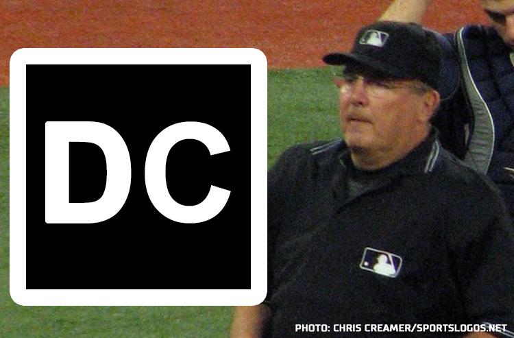 "Umpires Add ""DC"" Patch for 2020 World Series"