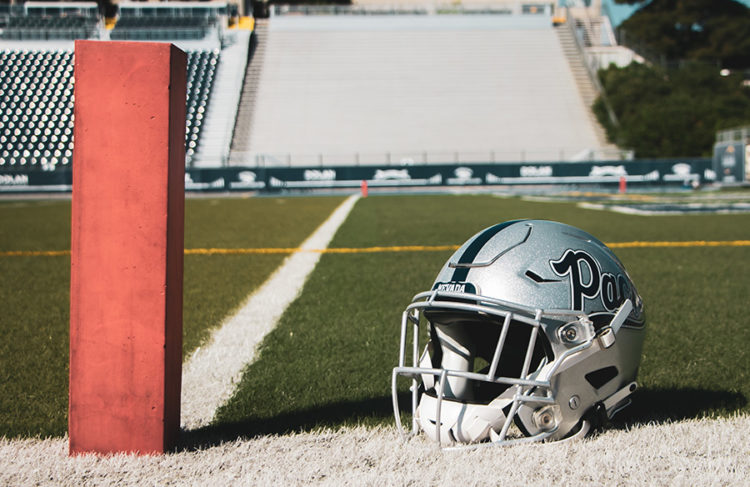 Nevada Wolf Pack Reveal New Silver Helmet Sportslogos Net News