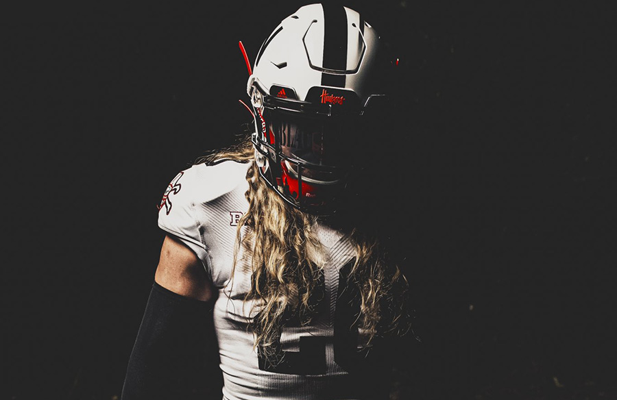"Nebraska Cornhuskers Unveil Road Version Of ""Blackshirts"" Alternate Uniform"