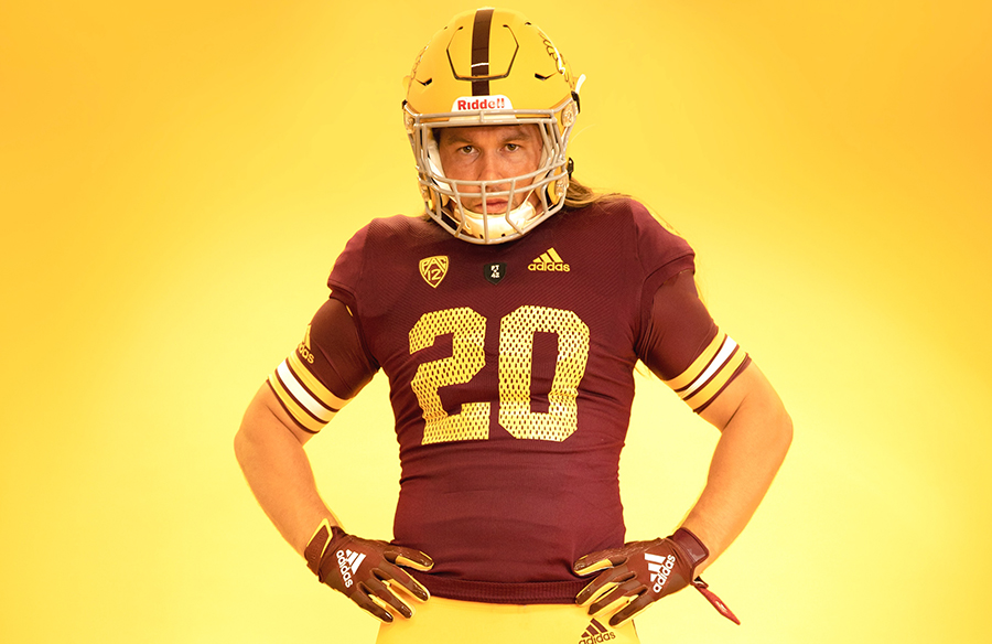 Arizona State Sun Devils Unveil 1975 Throwback Uniforms
