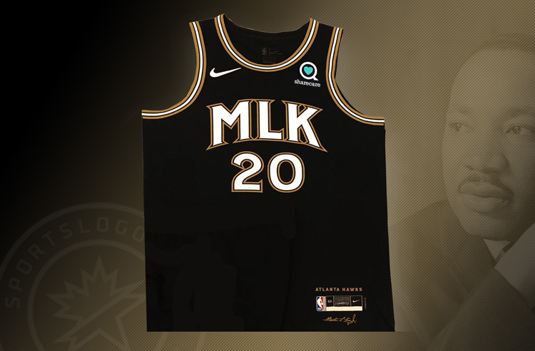 Hawks Honour MLK with New Uniform in 2021