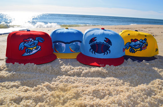 Lakewood rebrands as Jersey Shore BlueClaws