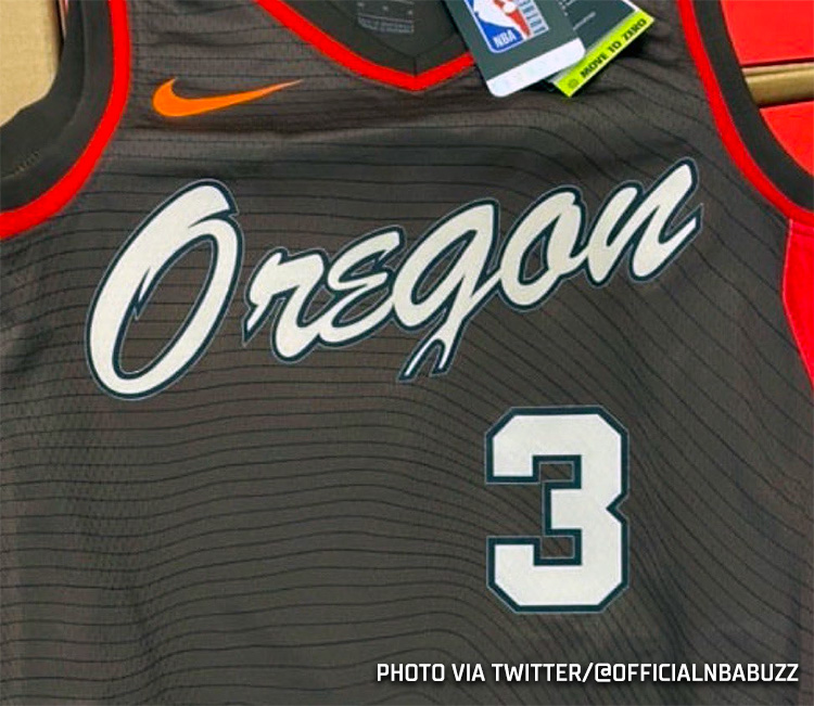 NBA Leaks! New Leaked Unis from Pelicans, Suns, Blazers This Morning