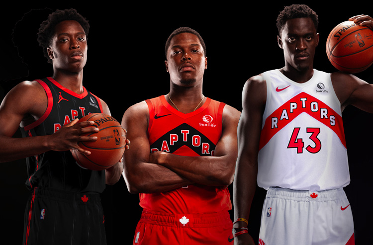 We The Chevrons: Toronto Raptors Unveil New Uniforms