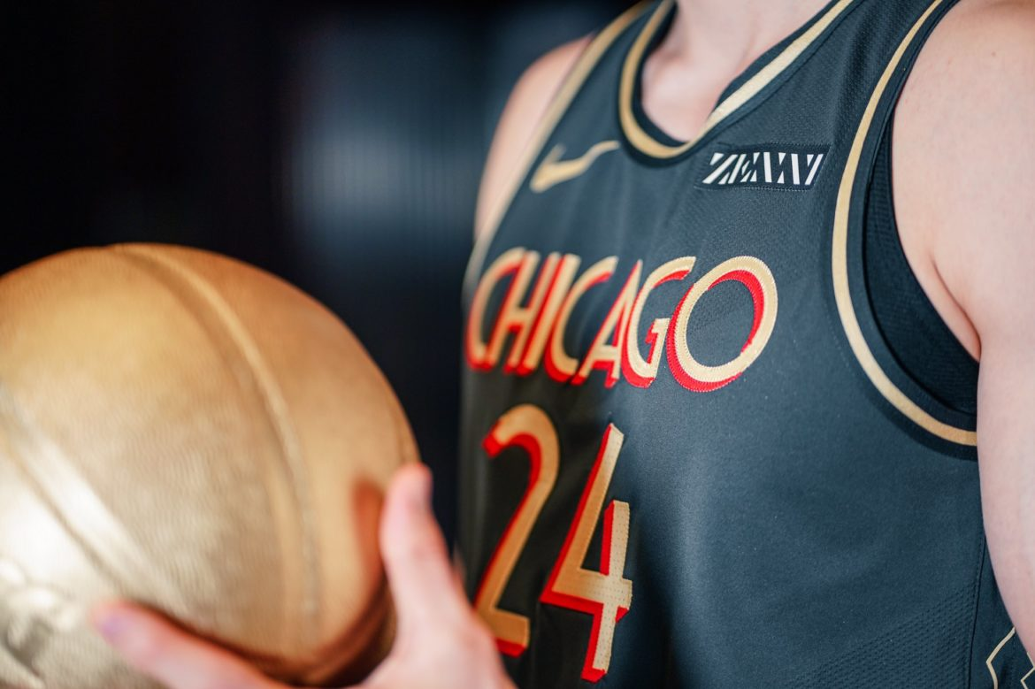Bulls Reveal City Uniform, A Tribute to Art Deco