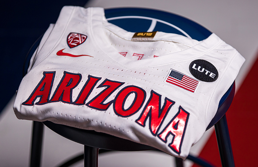 Arizona Wildcats To Wear Uniform Patch In Honor Of Late Coach Lute Olson