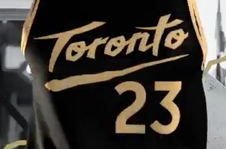 Back in Black and Gold… Again, Raptors Unveil 2021 City Uniform