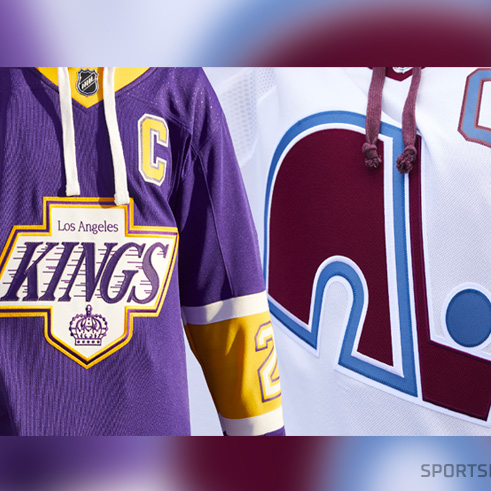 NHL, Adidas Unveil Reverse Retro Jerseys for All 31 Teams