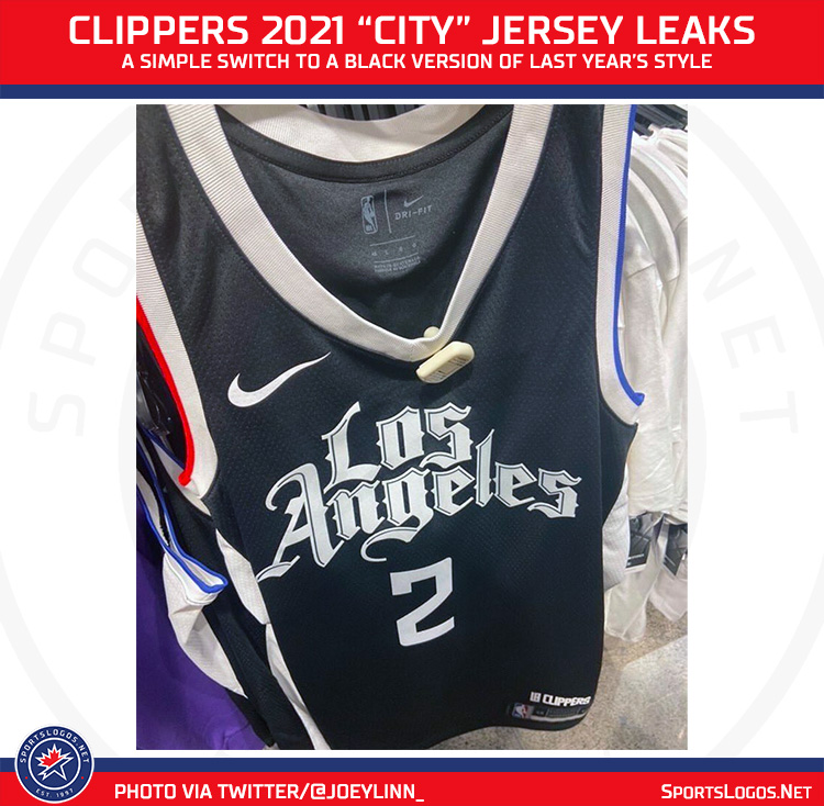 Four More 2021 NBA Jerseys Leak, Two Courts Revealed ...