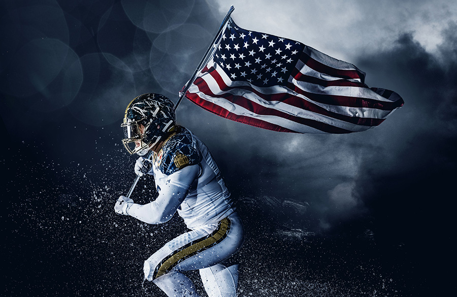 Navy Midshipmen Reveal 175th Anniversary Uniforms For Army Game