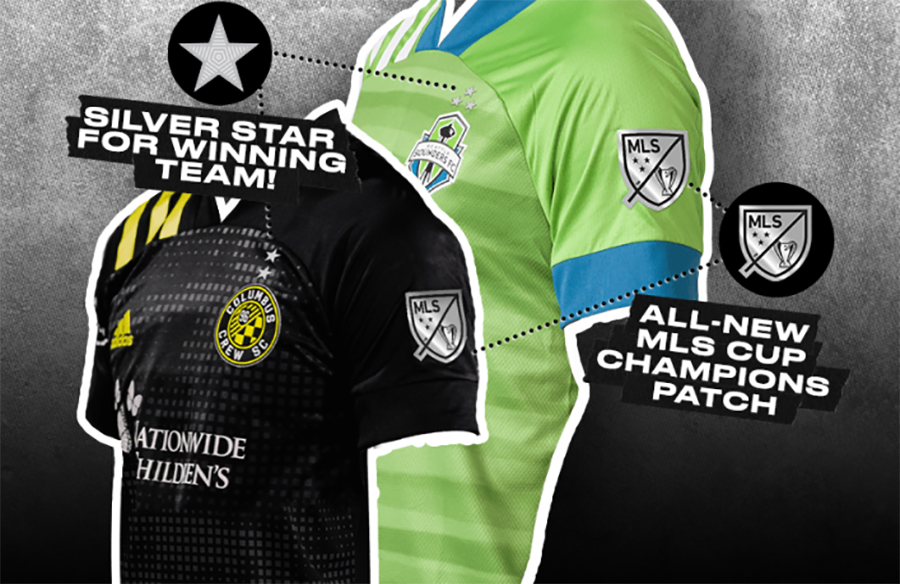 MLS Cup Winner To Get Silver Champions Patch, Star On Jersey