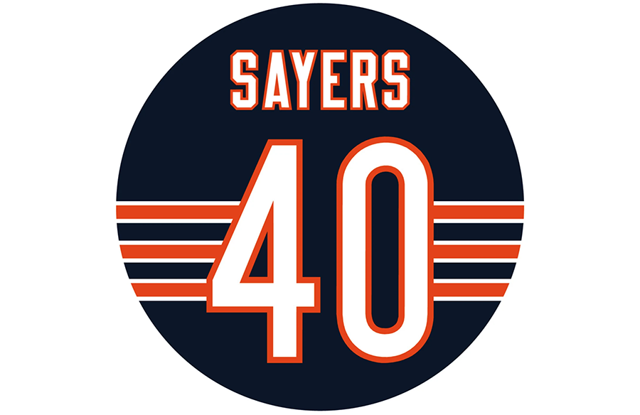 Chicago Bears To Honor Legendary Running Back Gale Sayers