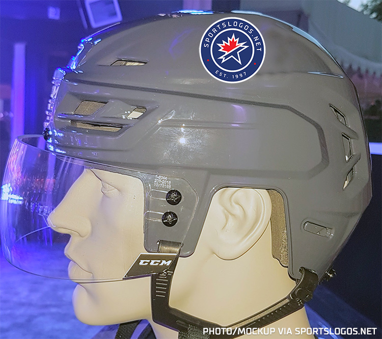 NHL Teams Can Add Advertiser's Logos to Helmets in 2021