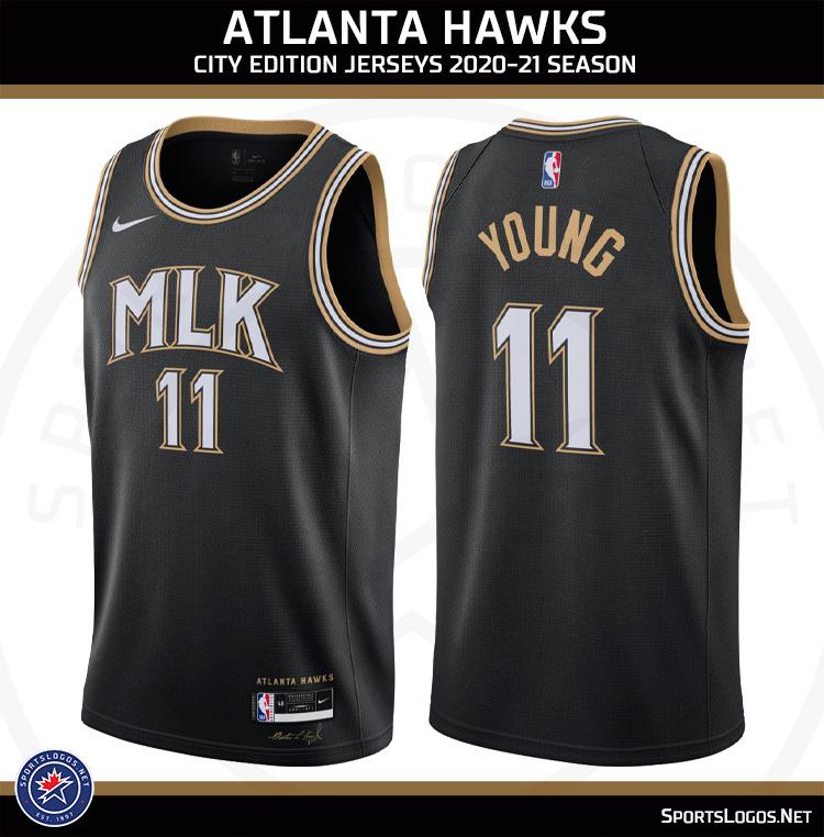 30 NBA City Edition Uniforms