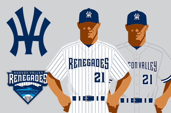 Hudson Valley Renegades update brand with NY affiliation