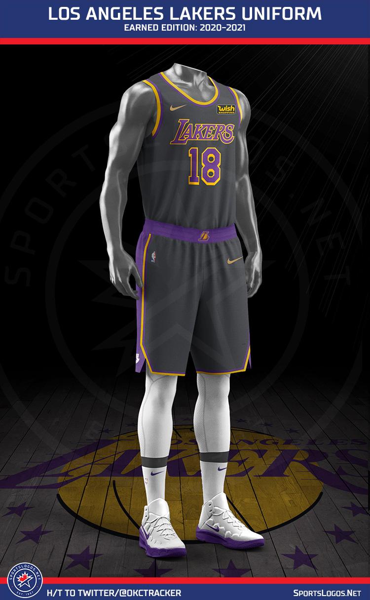 LEAKED: Every 2021 NBA Earned Edition Uniform – SportsLogos.Net News
