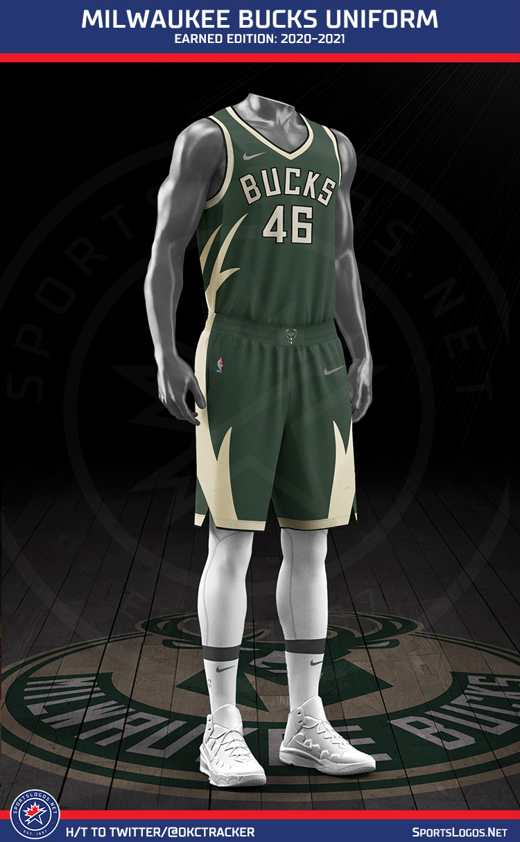 LEAKED: Every 2021 NBA Earned Edition Uniform ...