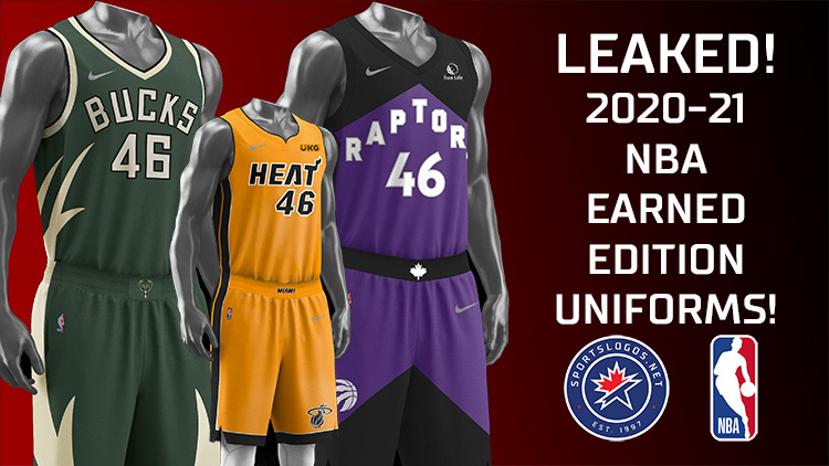 LEAKED: Every 2021 NBA Earned Edition Uniform