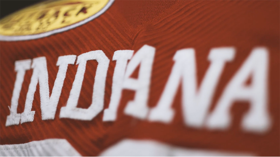 Indiana Hoosiers Cover Big Ten Patch On Outback Bowl Jersey, Deny Protest Accusations