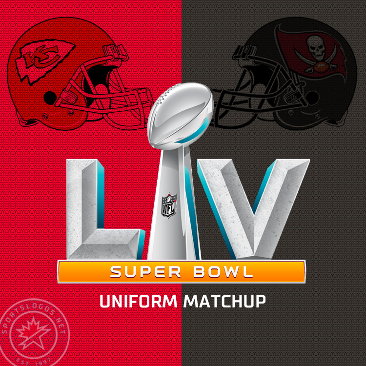 What Uniforms Will Be Worn in Super Bowl LV: Chiefs vs Buccaneers