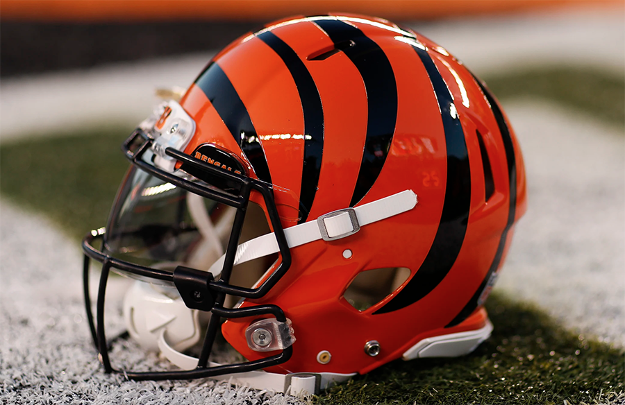 Cincinnati Bengals Confirm Helmets Won't Change With Uniform Redesign