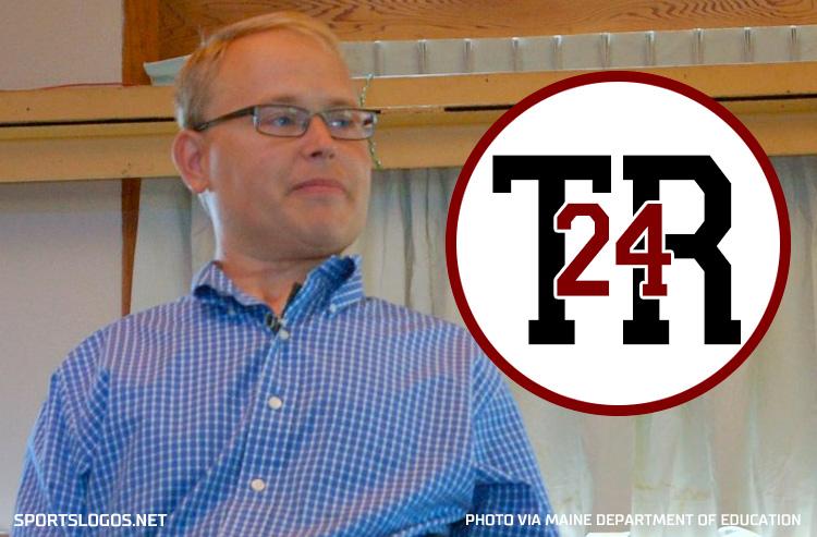 """Bruins Add """"TR24"""" Helmet Decal in Memory of Travis Roy"""